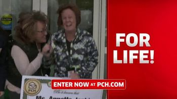 Publishers Clearing House TV Spot, '$5,000 a Week for Life: Big Check' Featuring Steve Harvey - Thumbnail 5