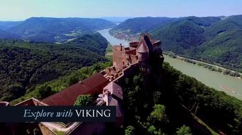 Viking River Cruises Explorers' Sale TV Spot, 'Get Closer'