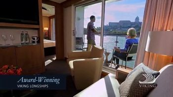 Viking River Cruises Explorers' Sale TV Spot, 'Get Closer' - Thumbnail 4