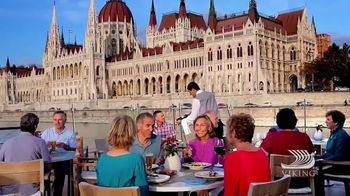 Viking River Cruises Explorers' Sale TV Spot, 'Get Closer' - Thumbnail 5