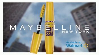 Maybelline New York The Colossal Mascara TV Spot, 'Instant Big Volume' - Thumbnail 10