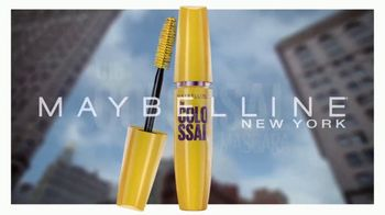Maybelline New York The Colossal Mascara TV Spot, 'Instant Big Volume' - Thumbnail 4