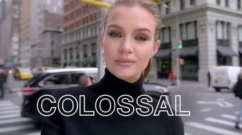 Maybelline New York The Colossal Mascara TV Spot, 'Instant Big Volume' - Thumbnail 9