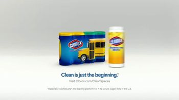 Clorox Disinfecting Wipes TV Spot, 'Springboard for Creativity' - Thumbnail 10