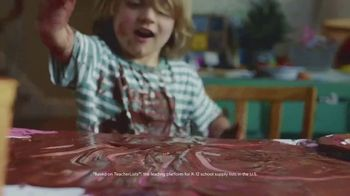 Clorox Disinfecting Wipes TV Spot, 'Springboard for Creativity' - Thumbnail 9