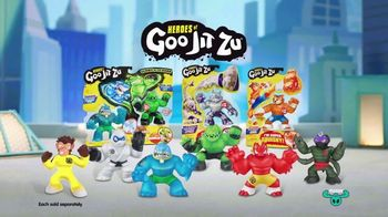 Heroes of Goo Jit Zu TV Spot, 'Trash vs. Lockjaw' - Thumbnail 8