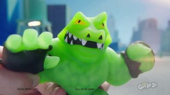 Heroes of Goo Jit Zu TV Spot, 'Trash vs. Lockjaw' - Thumbnail 5