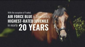 Coolmore America TV Spot, 'Air Force Blue'