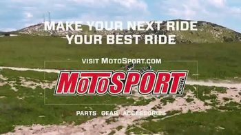 Motosport TV Spot, 'Make Your Next Ride the Best' Song by Royal Deluxe - Thumbnail 10