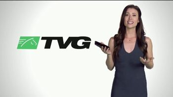 TVG App TV Spot, 'Place Your Bet: $100'