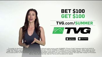 TVG App TV Spot, 'Place Your Bet: $100' - Thumbnail 10