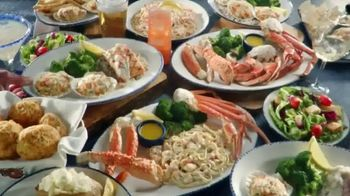Red Lobster Crabfest TV Spot, 'All Aboard' - Thumbnail 4