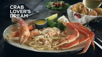 Red Lobster Crabfest TV Spot, 'All Aboard'