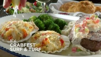 Red Lobster Crabfest TV Spot, 'All Aboard' - Thumbnail 9