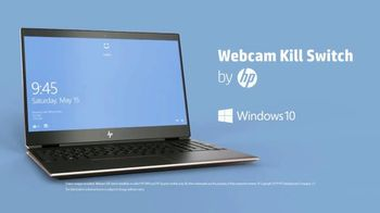 HP Spectre x360 TV Spot, 'Webcam Kill Switch: Be You' Song by Tommy James & The Shondells - Thumbnail 7
