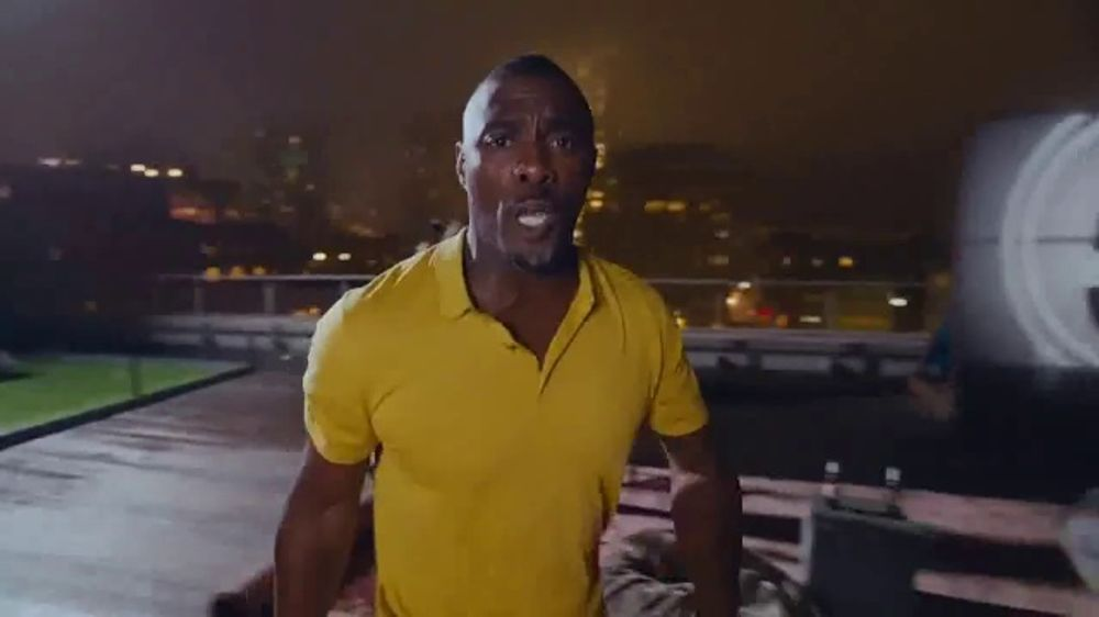 Stella Artois TV Commercial, 'Vacation Is About How You See Things' Featuring Idris Elba