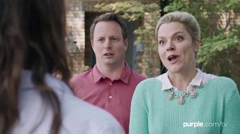 Purple Mattress TV Spot, 'Neighbors: Free Purple Product'