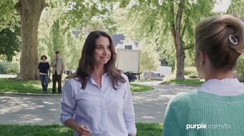 Purple Mattress TV Spot, 'Neighbors: Free Purple Product' - Thumbnail 4