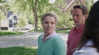 Purple Mattress TV Spot, 'Neighbors: Free Purple Product' - Thumbnail 5
