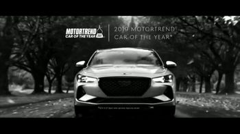2019 Genesis G70 TV Spot, \'On Display\' [T2]