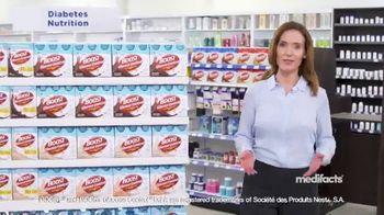 Boost Glucose Control TV Spot, 'MediFacts: Manage Blood Sugar' - Thumbnail 2