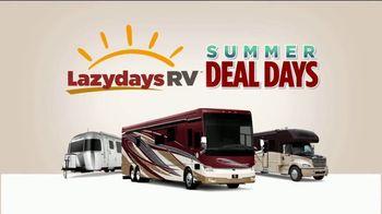 Lazydays Summer Deal Days TV Spot, '2019 Travel Trailers' - Thumbnail 1