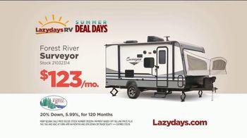 Lazydays Summer Deal Days TV Spot, '2019 Travel Trailers' - Thumbnail 6