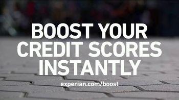 Experian Boost TV Spot, 'Crazy Credit Scores' - Thumbnail 7