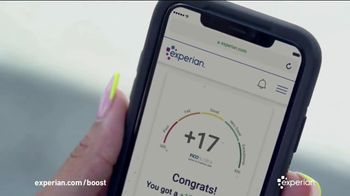 Experian Boost TV Spot, 'Feels Good' - Thumbnail 2