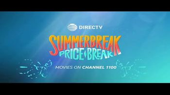 DIRECTV Cinema TV Spot, 'Summer Break Price Break: Kids Movies'