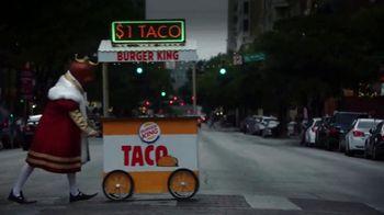 Burger King $1 Taco TV Spot, 'Surprise' Song by Lipps, Inc. - Thumbnail 1