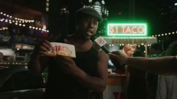 Burger King $1 Taco TV Spot, 'Surprise' Song by Lipps, Inc. - Thumbnail 2