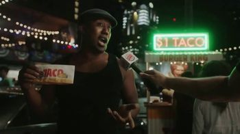 Burger King $1 Taco TV Spot, 'Surprise' Song by Lipps, Inc.