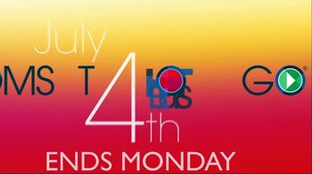Rooms to Go TV Spot, 'July 4th Hot Buys: Living Room' - Thumbnail 2
