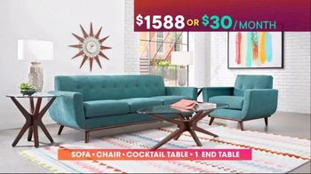 Rooms to Go TV Spot, 'July 4th Hot Buys: Living Room' - Thumbnail 5
