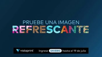 Vistaprint Right Now TV Spot, 'July Semi-Annual Sale' [Spanish] - Thumbnail 4