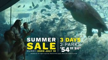 SeaWorld Summer Sale TV Spot, 'Real Feels Amazing' - Thumbnail 7