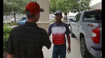 Toyota TV Spot, 'Assembled in Texas' Featuring Antron Brown, Mike Iaconelli [T1] - Thumbnail 2