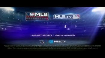 DIRECTV MLB Extra Innings TV Spot, 'Every Play Counts' - Thumbnail 6