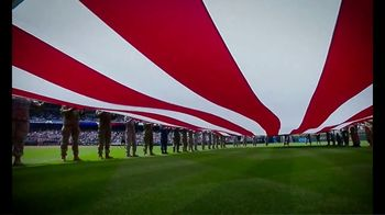 Budweiser TV Spot, 'Military Moments: Catches'