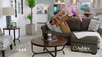 Ashley HomeStore Black Friday in July TV Spot, 'Big Deals' Song by Midnight Riot - Thumbnail 4