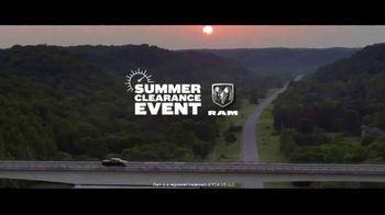 Ram Trucks Summer Clearance Event TV Spot, 'Win Over Fans' Song by Eric Church [T1] - Thumbnail 10