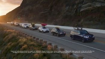 Nissan July 4th Sales Event TV Spot, 'Holiday Weekend' [T2] - Thumbnail 6