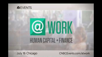 CNBC @ Work TV Spot, 'Human Capital and Finance: Chicago' - Thumbnail 1