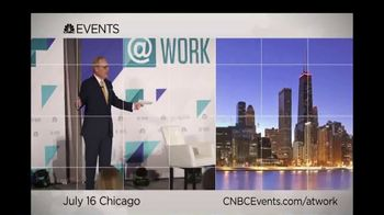 CNBC @ Work TV Spot, 'Human Capital and Finance: Chicago'