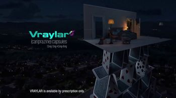 VRAYLAR TV Spot, 'Too Much to Do' - Thumbnail 4