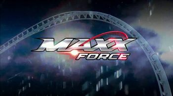Six Flags Maxx Force TV Spot, 'Go Big!'