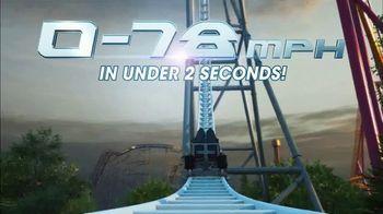 Six Flags Maxx Force TV Spot, 'Go Big!' - Thumbnail 4