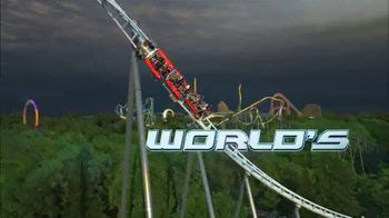 Six Flags Maxx Force TV Spot, 'Go Big!' - Thumbnail 6