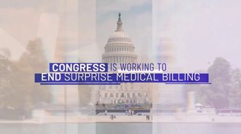 Physicians for Fair Coverage TV Spot, 'Stop Surprise Medical Bills and Protect Patient Access to Quality Care' - Thumbnail 1